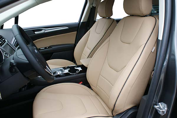 Ford Mondeo eco-leather Beige