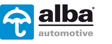 Alba Automotive Ireland Retina Logo
