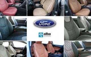 Alba Nieuws Ford Keuze Lederen Interieur