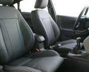 Ford Fiesta ST-Line Buffalino Zwart Voorstoelen