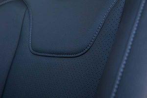Ford Focus Buffalino Leder Zwart Geperforeerd Voorstoel