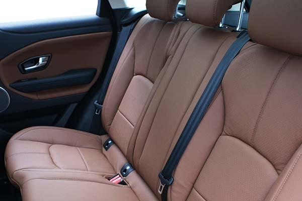 Landrover-Evoque-Alba-eco-leather-Kaneelbruin-Voorstoelen