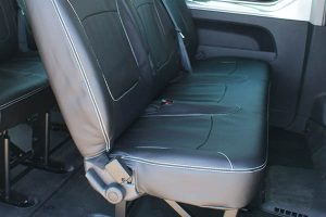 Opel Vivaro protective vehicle seat cover Alba Automotive 02