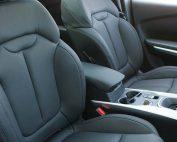Renault Kadjar Alba eco-leather Zwart Voorstoelen