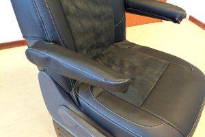 Volkswagen Transporter protective vehicle seat cover Alba Automotive 03