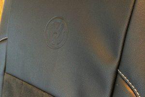 Volkswagen Transporter protective vehicle seat cover Alba Automotive 04