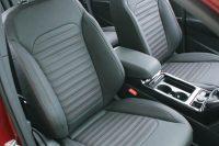 Ford Kuga Alba Nappa leder Zwart Detail