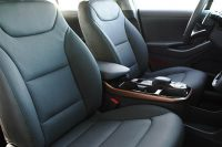 Hyundai Ioniq Alba eco-leather Zwart Voorstoel