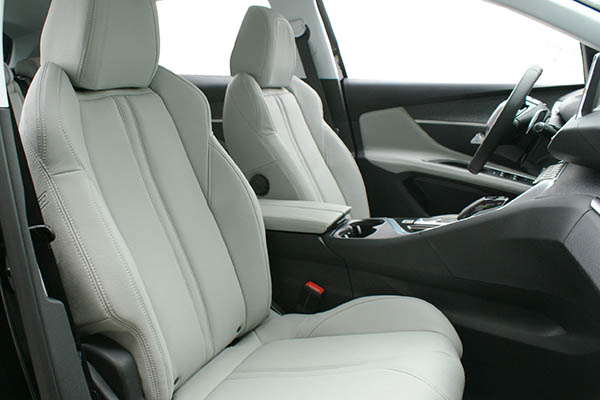 peugeot 3008 alba eco leather titanium gray alba automotive ireland. Black Bedroom Furniture Sets. Home Design Ideas